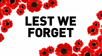 We will hold our Remembrance Day Assembly this Friday, November 8th at 10am. Parents are welcome.