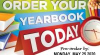 Taylor Park Yearbook If have not yet ordered a yearbook for your student, you can still place an online order until May 25, 2020 The cost is $25. To purchase, […]